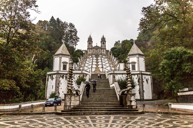 Escadaria de Bom Jesus do Monte