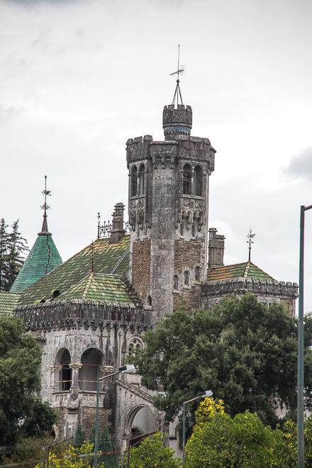 Castelo Dona Chica em Braga