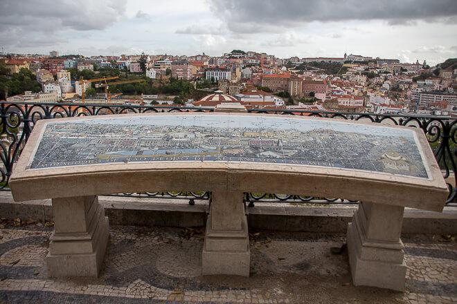 Miradouro de São Pedro de Alcantara