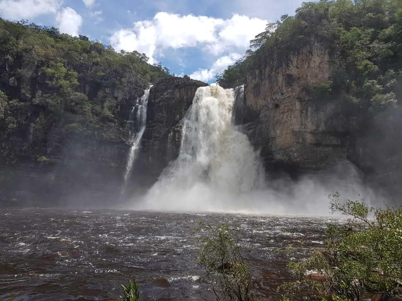 parque nacional da chapada dos veadeiros trilhas