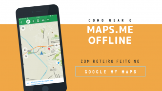 Google My Maps e Maps.me