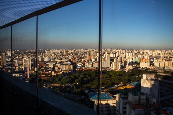 Observatório Farol Santander São Paulo