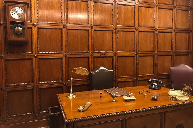 Sala da Presidência Banespa