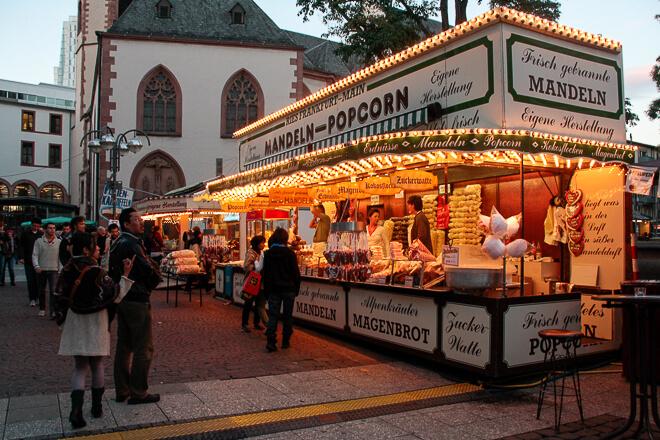 O que fazer em Frankfurt em 1 dia - Federweisser