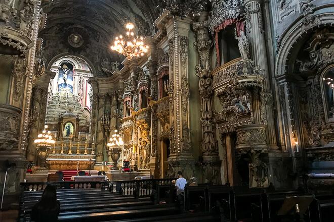 igreja são francisco de paula rio de janeiro