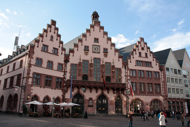 O que fazer em Frankfurt em 1 dia