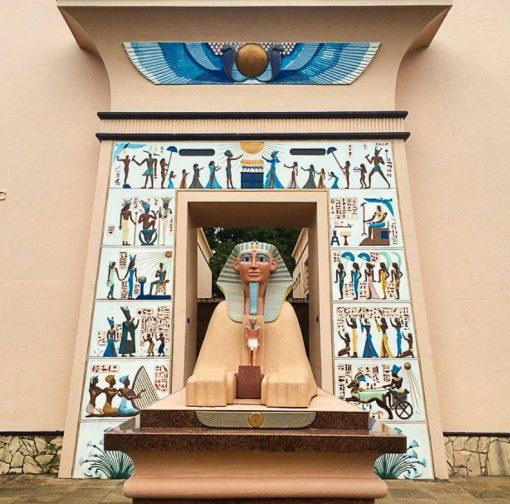 O que fazer em Curitiba - Museu Egípcio