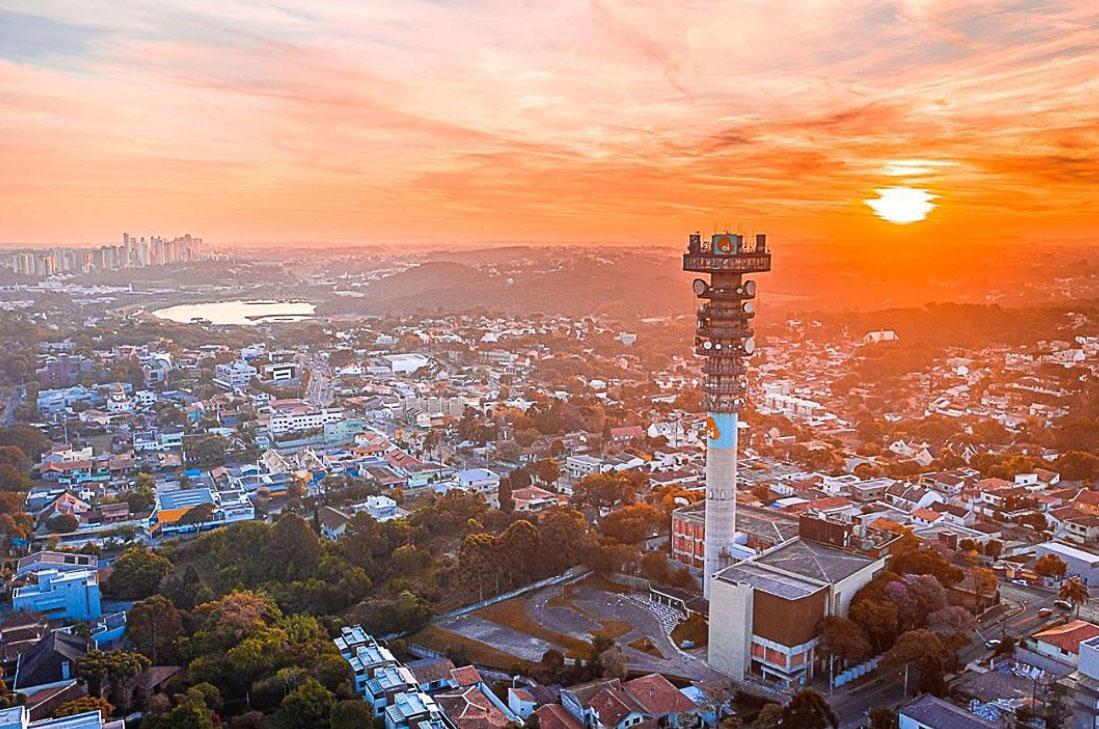 O que fazer em Curitiba - Torre Panorâmica