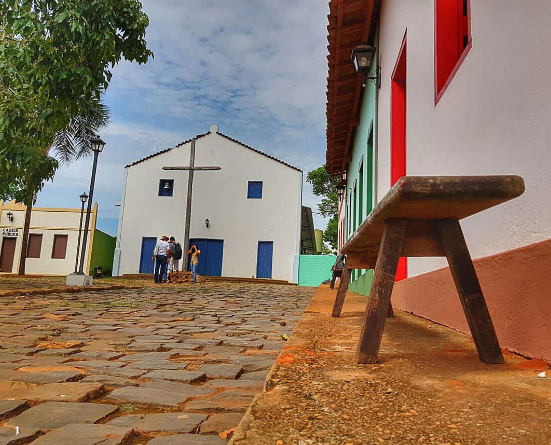 O que fazer em Goiânia Memorial do Cerrado