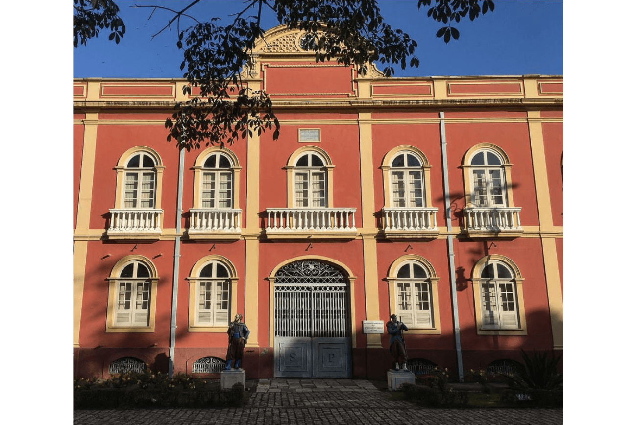 O que fazer em Manaus Palacete Provincial