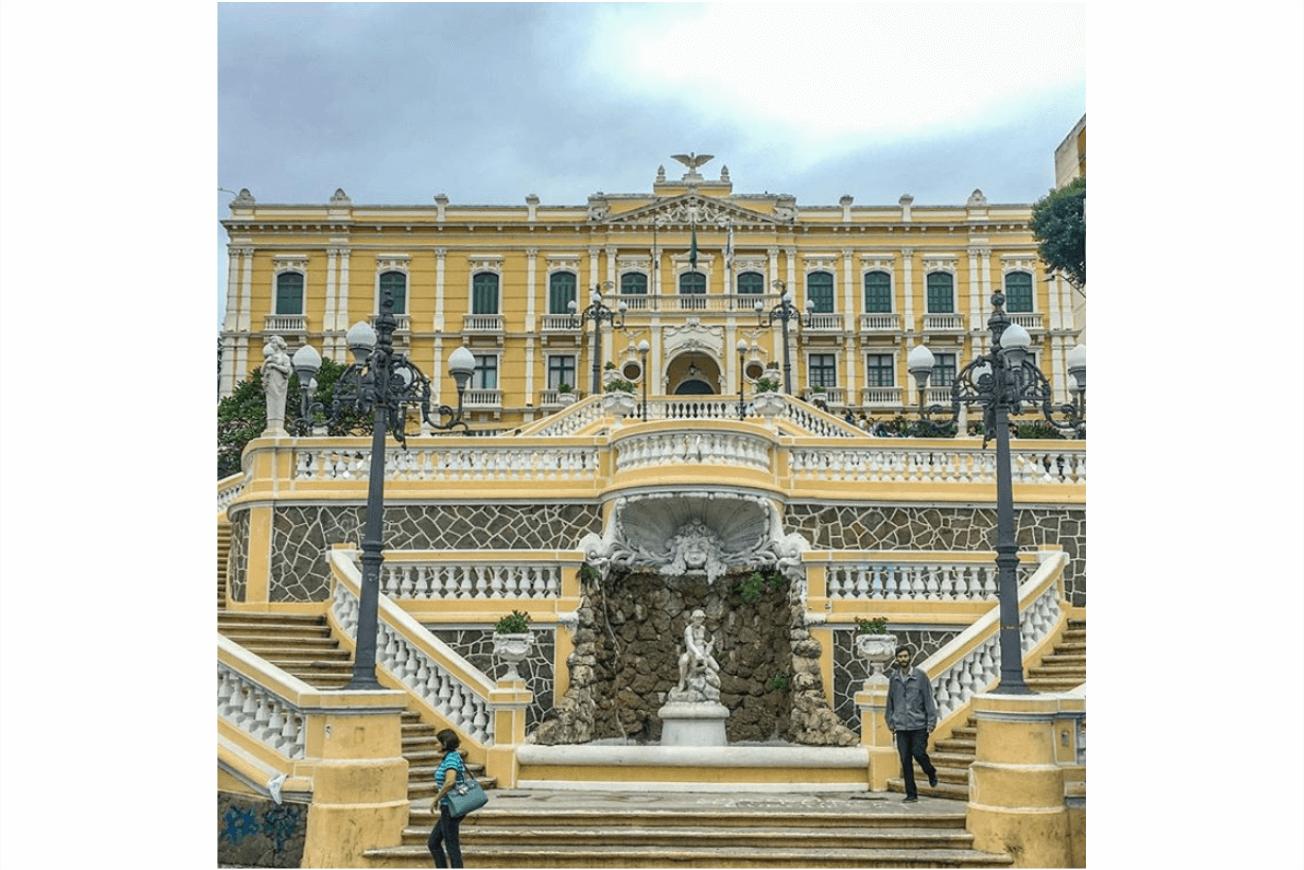 O que fazer em Vitória - Palácio Anchieta