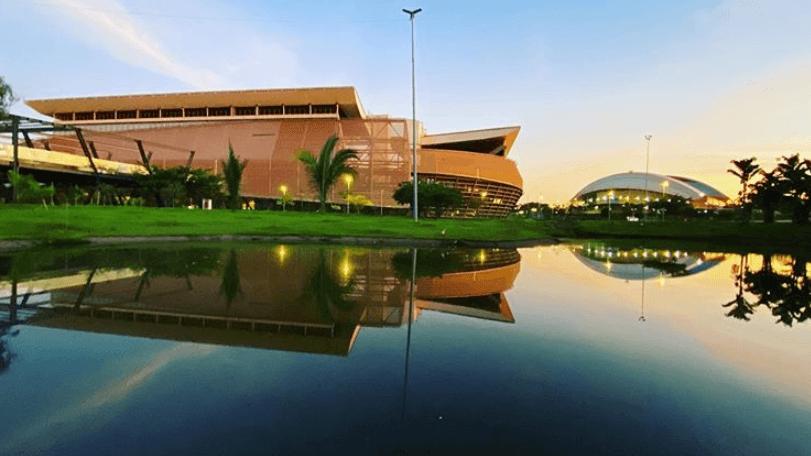 o que fazer em cuiabá Arena Pantanal
