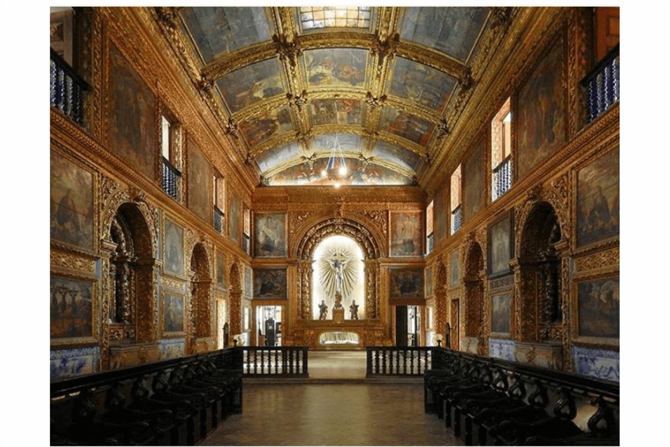 Capela Dourada Recife