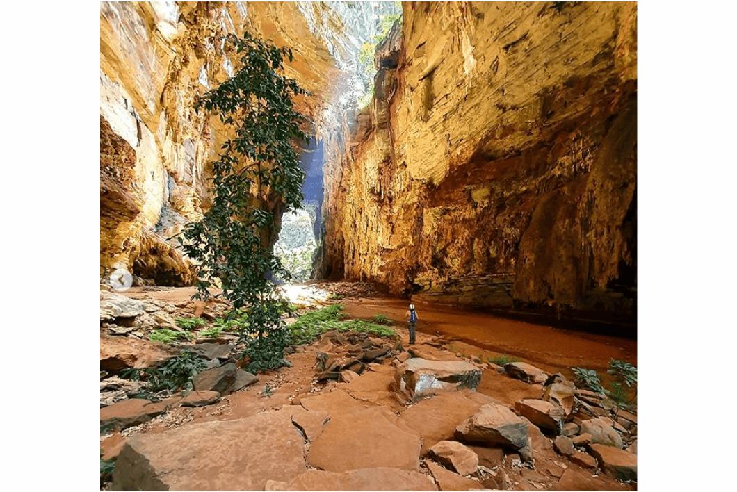 O que fazer em Minas Gerais Cavernas do Peruaçu