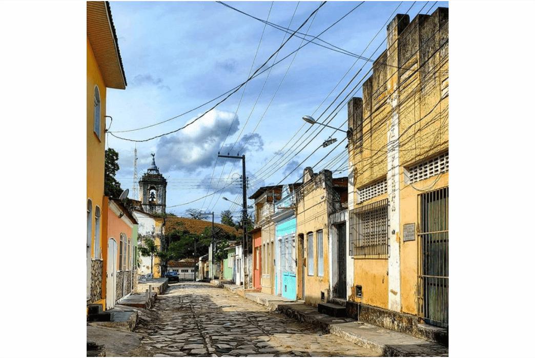 O que fazer em Sergipe - Laranjeiras