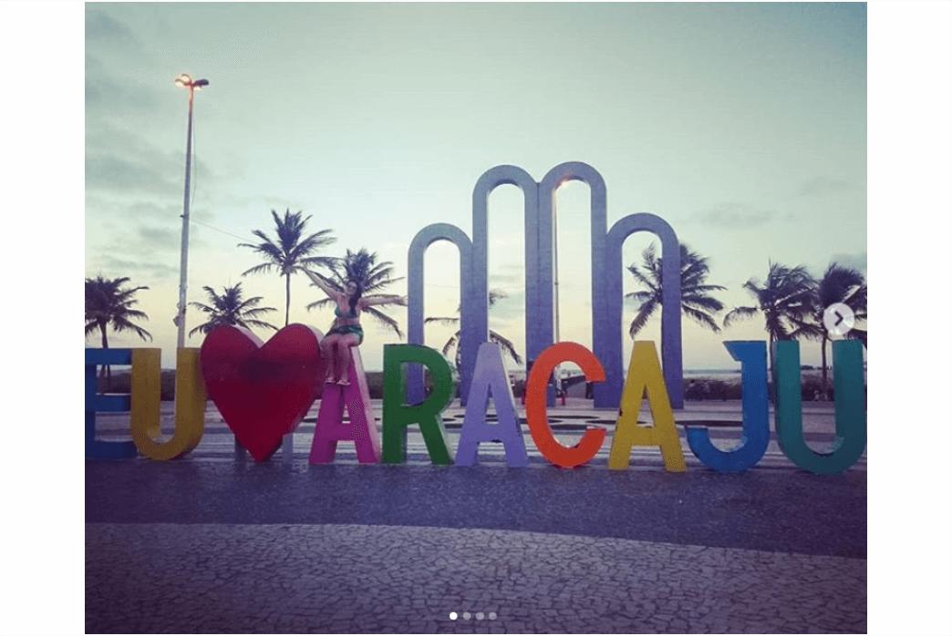 O que fazer em Aracaju - Orla do Atalaia