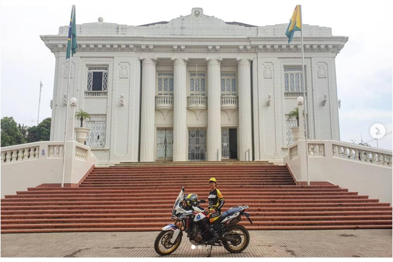O que fazer em Rio Branco Palácio Rio Branco