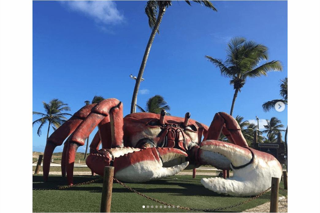 O que fazer em Aracaju - Passarela do Caranguejo