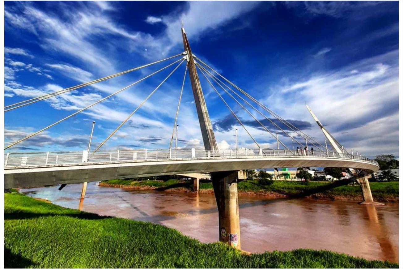 O que fazer em Rio Branco - passarela Joaquim Macedo