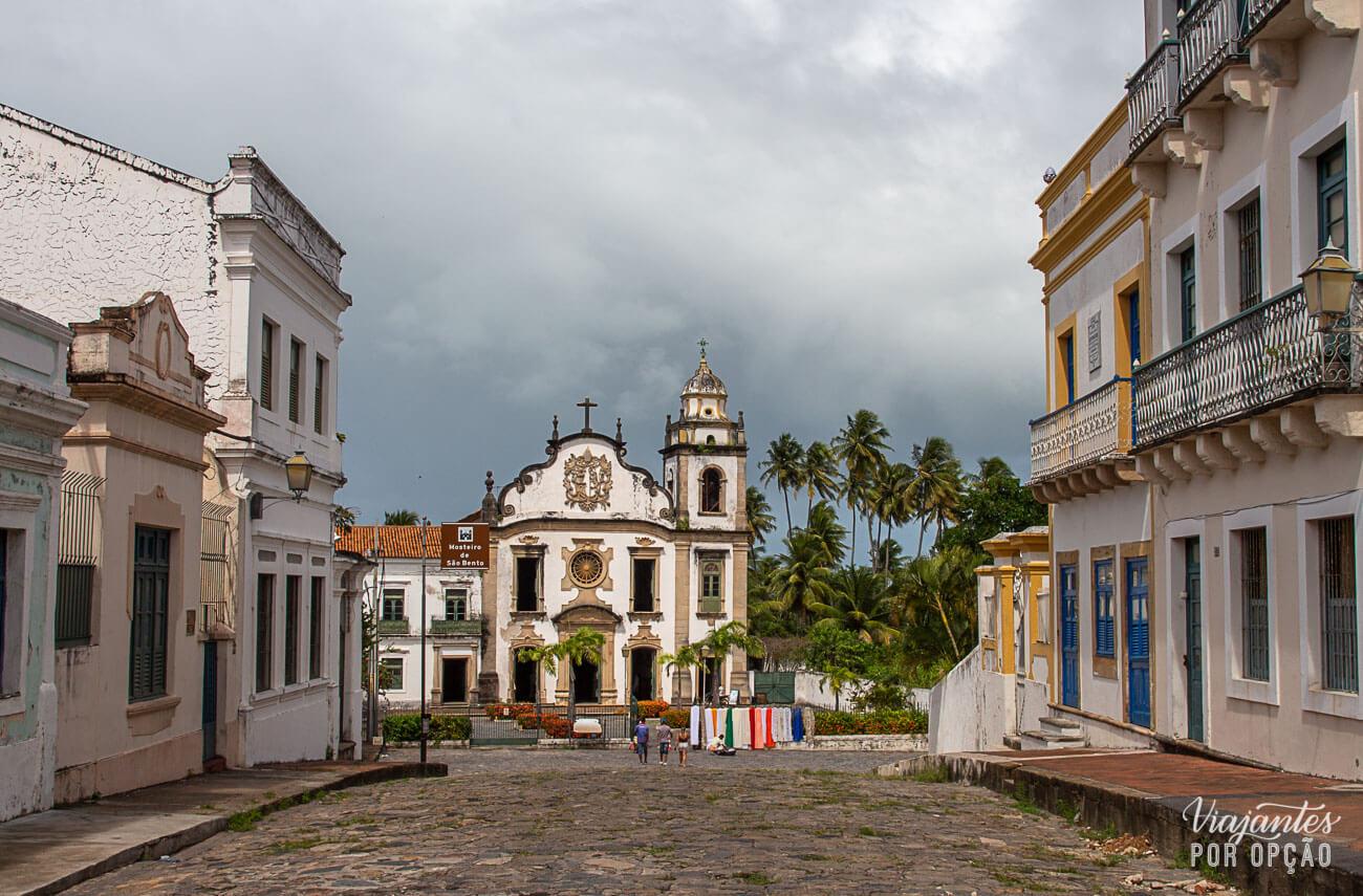 Rua São Bento Olinda