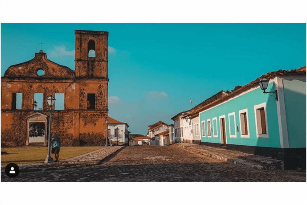 O que fazer no Maranhão - Alcântara