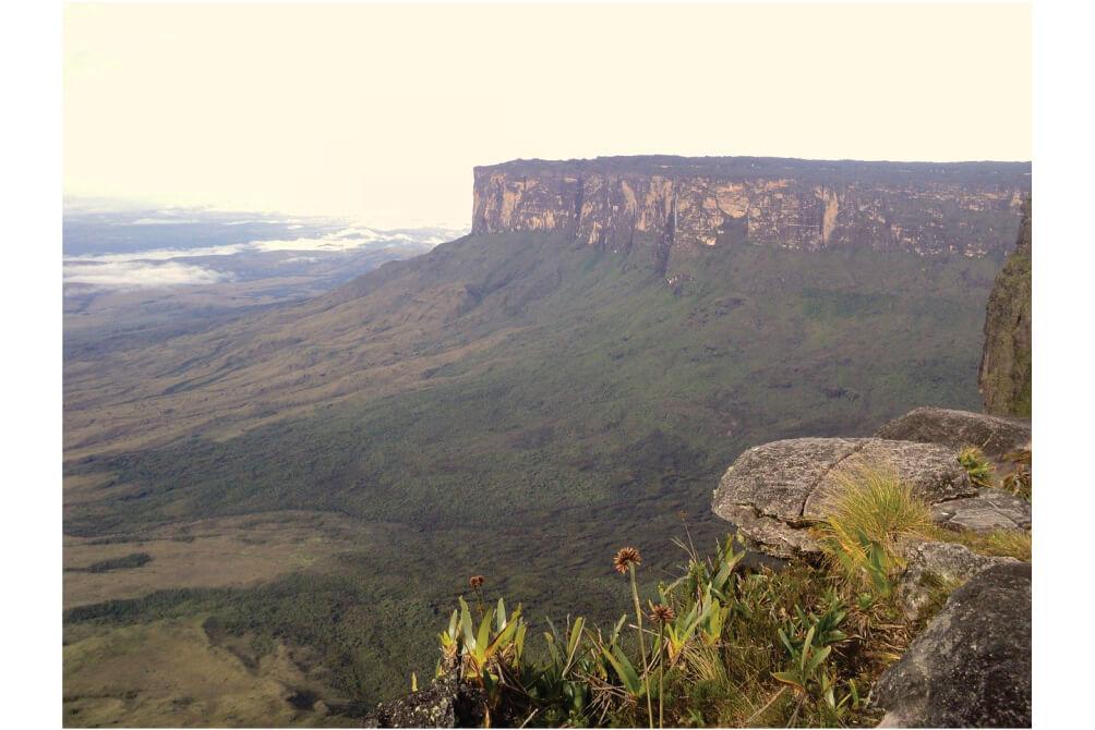 O que fazer em Roraima - Monte Roraima
