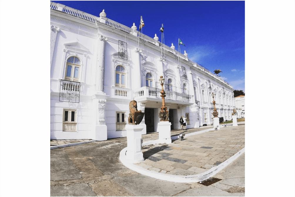 O que fazer em São Luís - Palácio dos Leões
