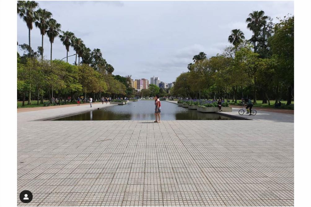 o que fazer em Porto Alegre - Parque Farroupilha