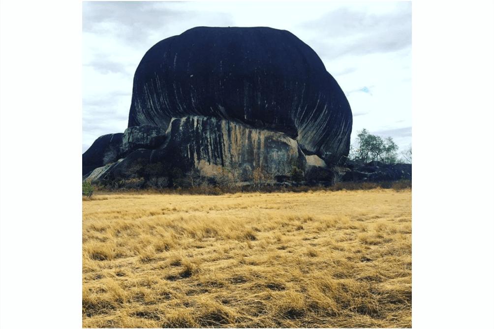 O que fazer em Roraima - Pedra Pintada