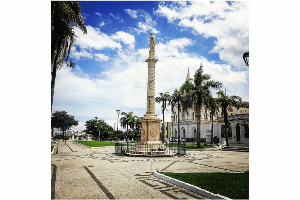 O que fazer em São Luís - Praça Gonçalves Dias
