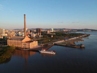 o que fazer em Porto Alegre - Usina do Gasômetro