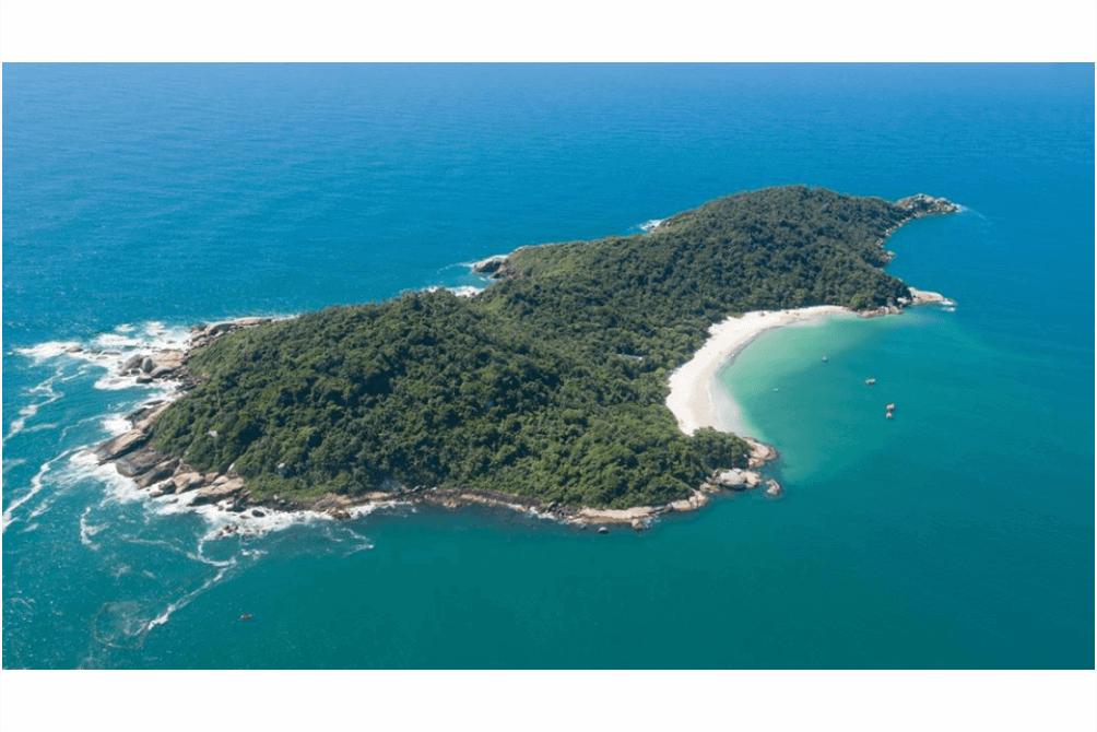 O que fazer em Florianópolis Ilha do Campeche