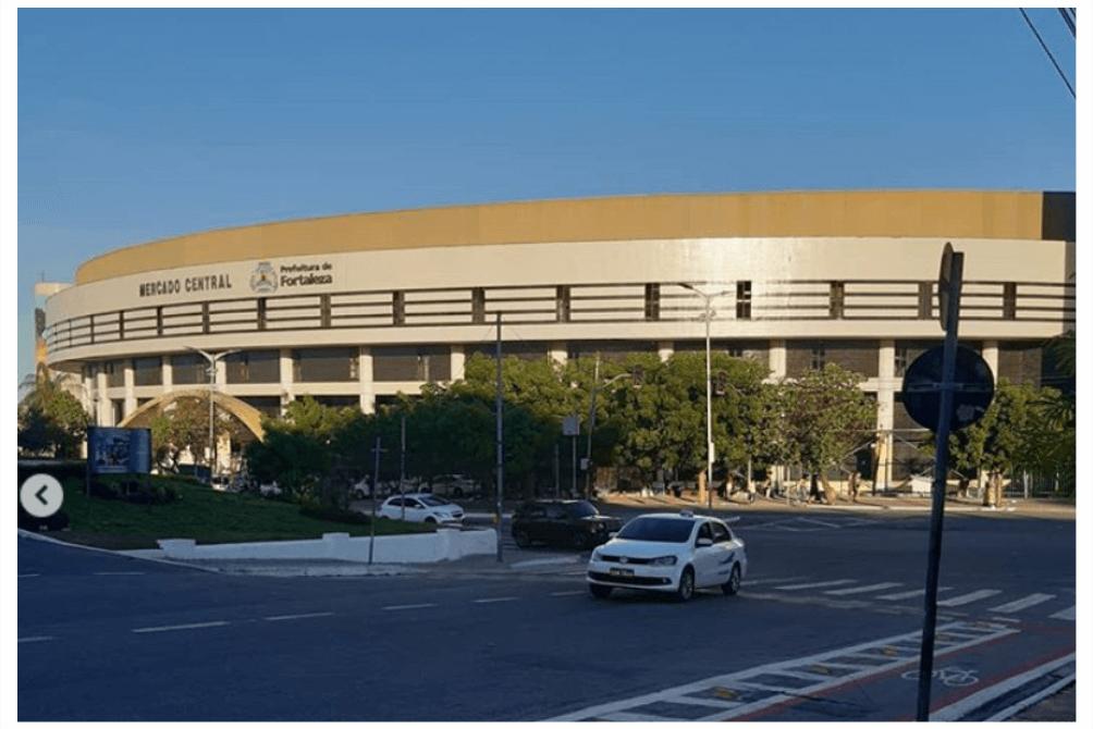 O que fazer em Fortaleza - Mercado Central