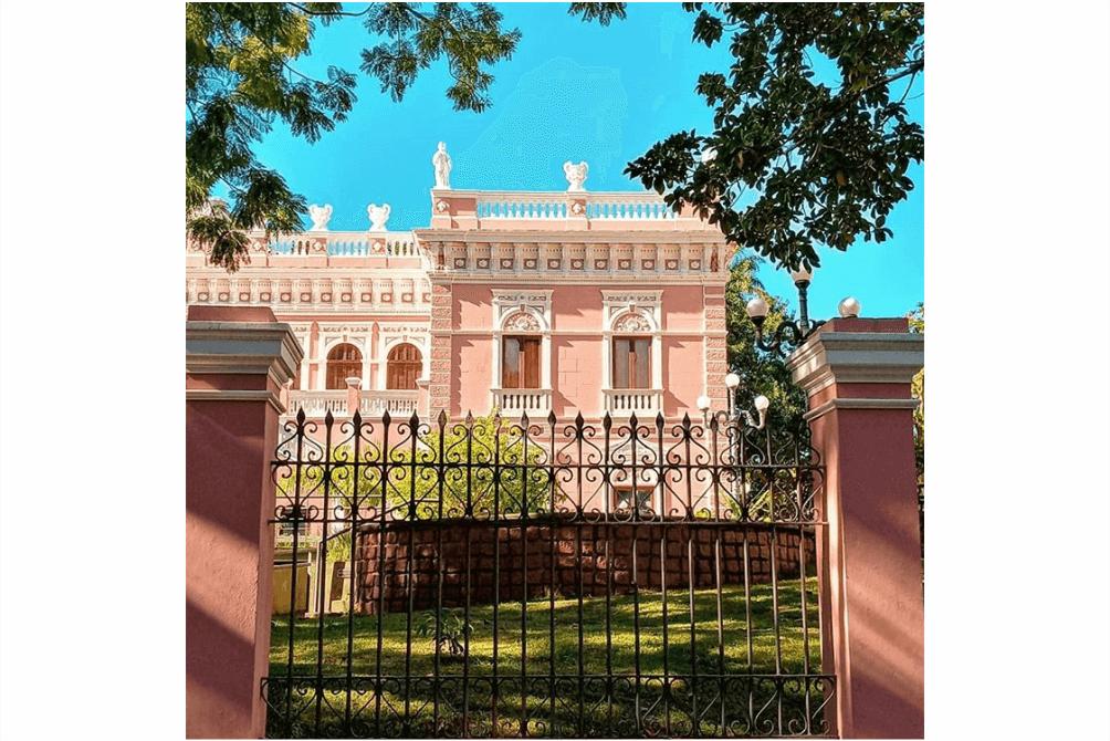 O que fazer em Florianópolis Palácio Cruz e Souza
