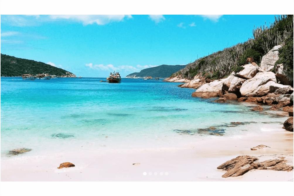 o que fazer no estado do Rio de Janeiro Arraial do Cabo