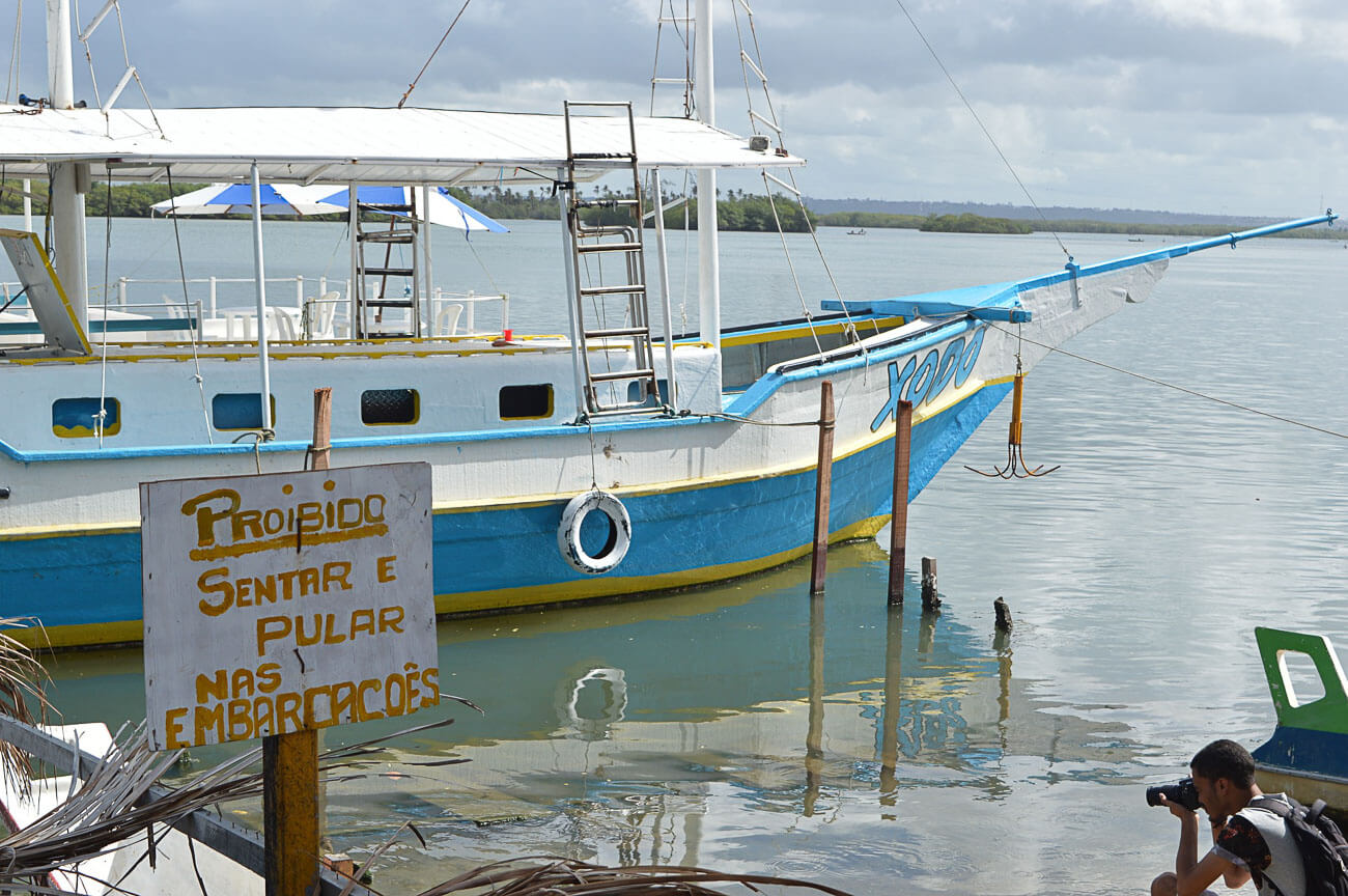 O que fazer em Maceió - Pontal da Barra