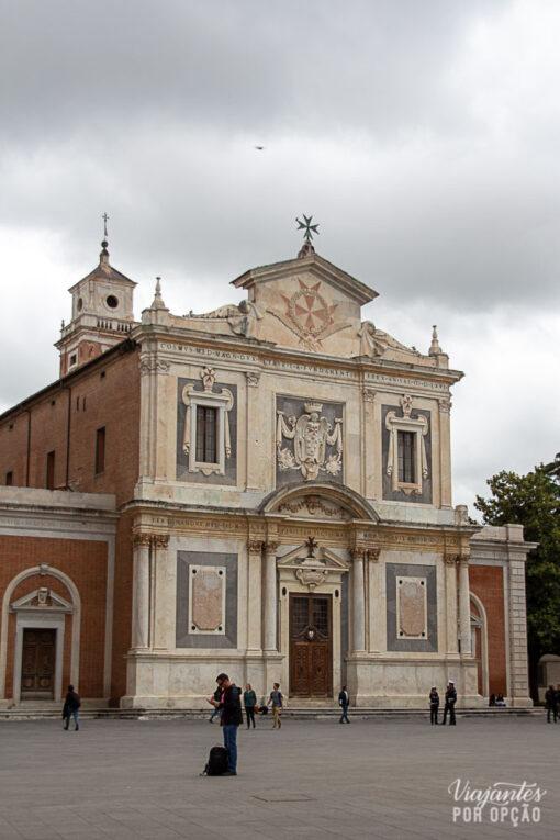 igreja de Santo Estefano