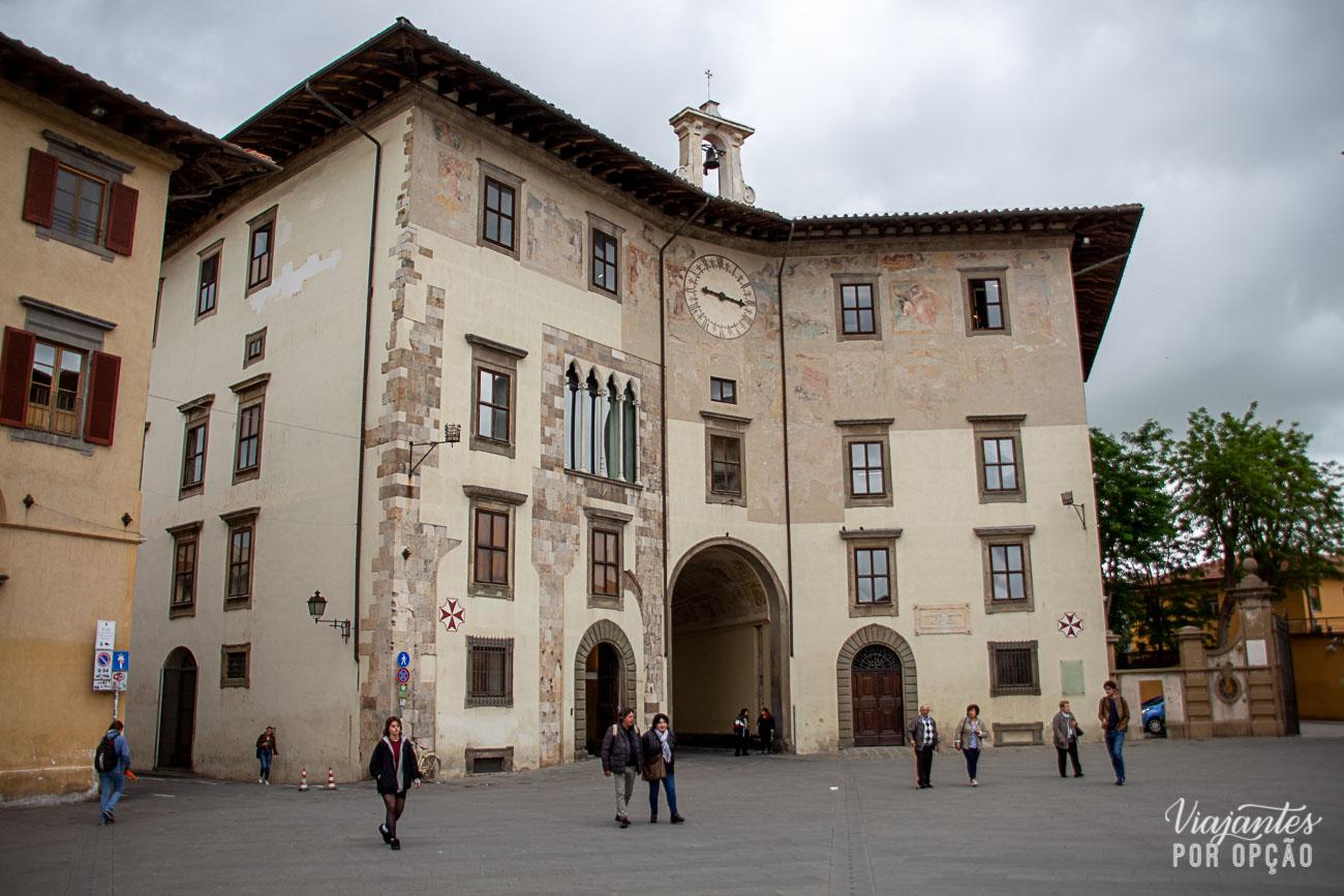 palazzo del'orologio