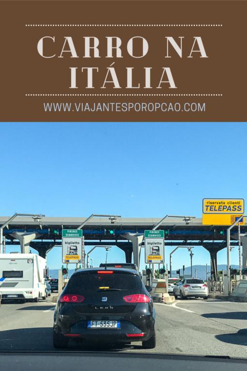Carro na Itália