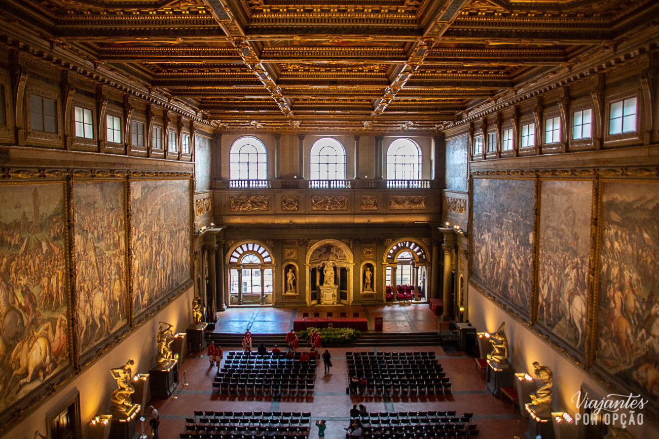 palazzo vecchio e outros museus de florença