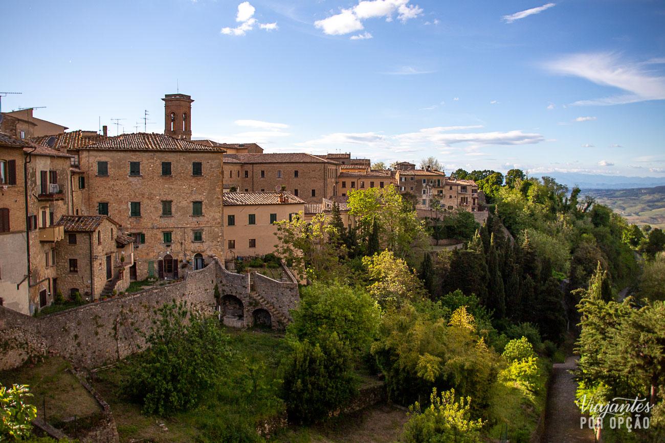 cidades da Toscana - Volterra
