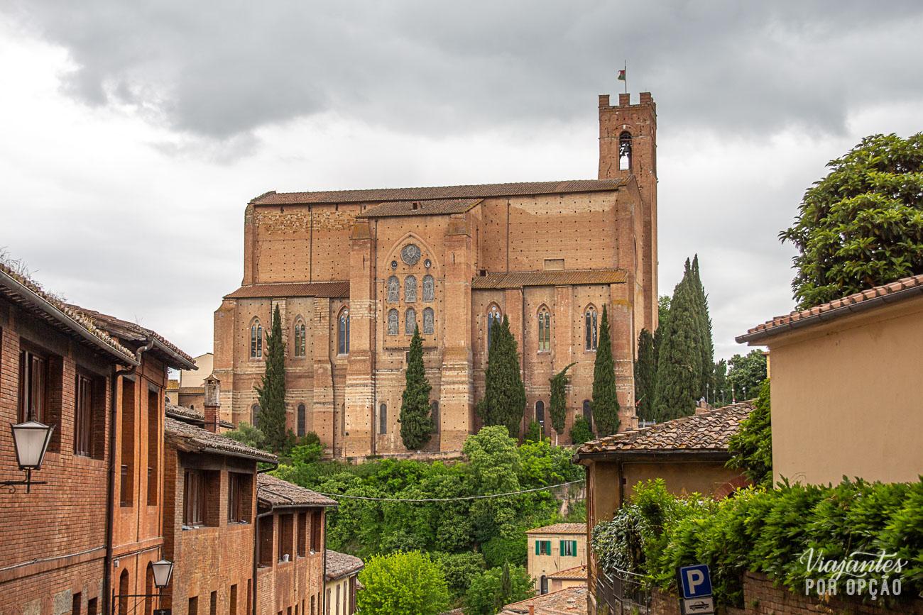 Siena - san domenico