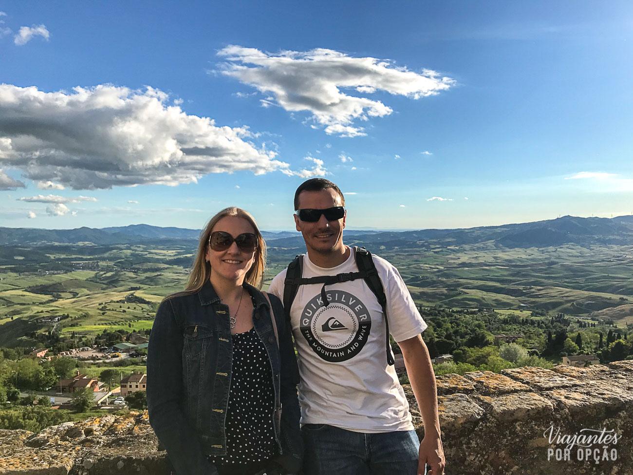 Volterra - cidades da Toscana