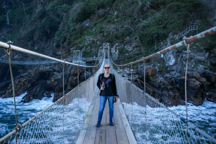 Ponte Suspensa Tsitsikama